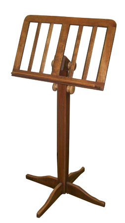 Music stand from Titanic