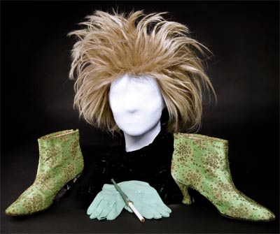 Phyllis Diller's props