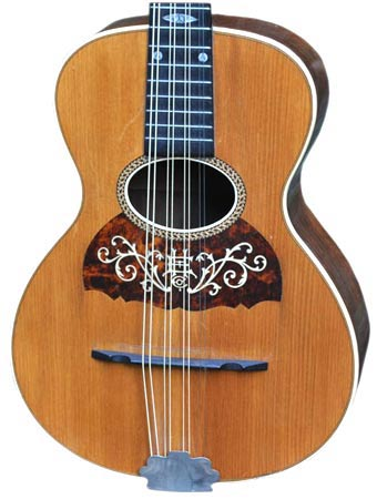 In 1891, Howe-Orme also made a tenor mandola.