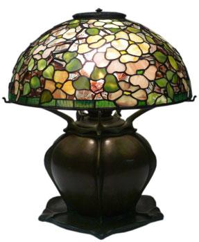 Confetti Dogwood Lamp