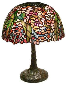 Tiffany Lamp Raiser Arlie Sulka An Interview With
