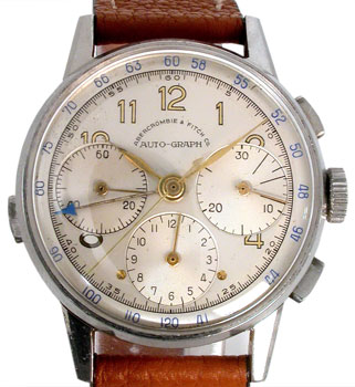 Chronograph Collector Jeff Stein: An Interview with Collectors Weekly