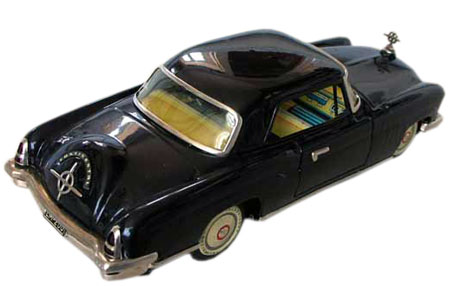 In 1957, a Linemar (Marx) Lincoln Continental could be picked up for $2 at Woolworth's. It featured 63 parts, put together by Japanese women on an assembly line.