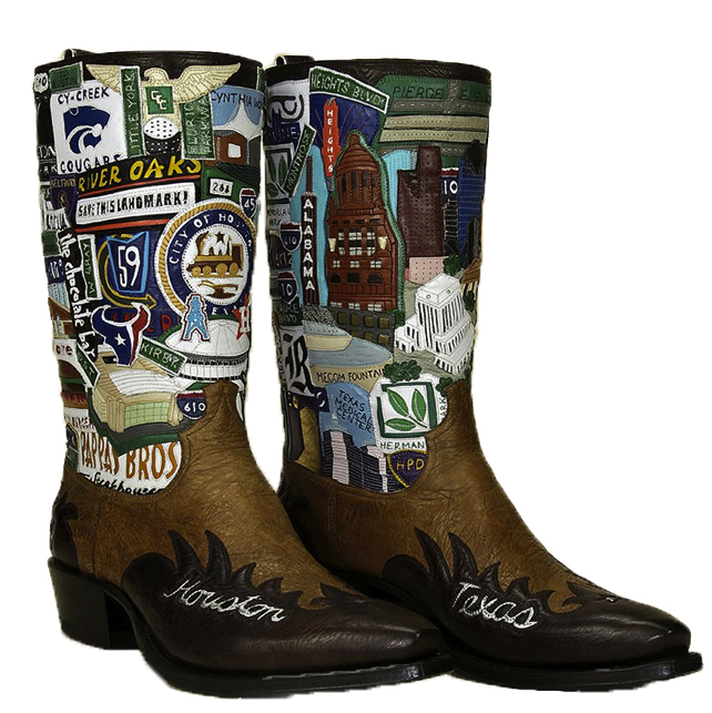 The Best Cowboy Boots in Texas: Window Shopping with Author ...