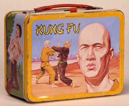 "David Carradine, who was the mercurial star of the 1970s TV hit ""Kung Fu,"" was definitely cool."