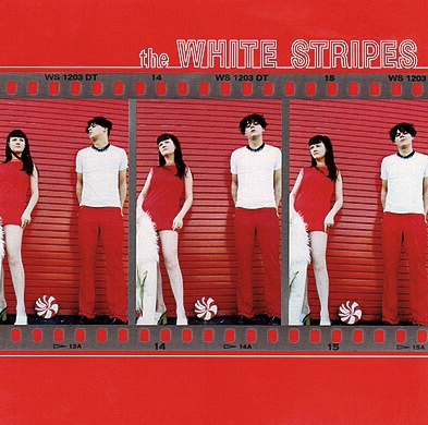 The White Stripes reissue in question.