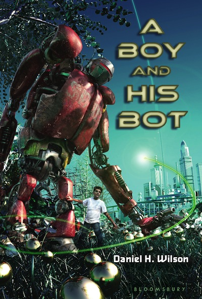 """A Boy and His Bot"" from 2011 was written for younger readers."