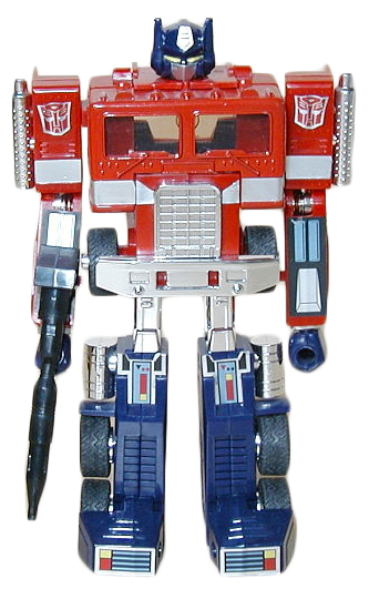 Optimus Prime is the leader of the Autobots.