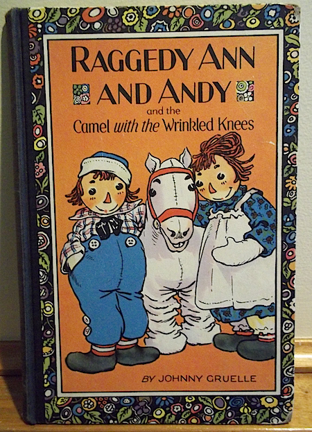 Raggedy Ann: The Books Behind the Doll   Collectors Weekly