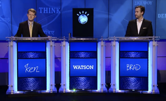 Recently, IBM's Watson supercomputer handily beat two Jeopardy! champions.