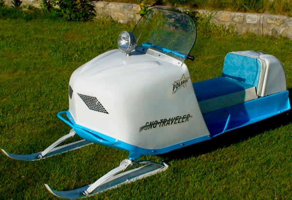 Vintage Snowmobiles: From Model T to Mod | Collectors Weekly