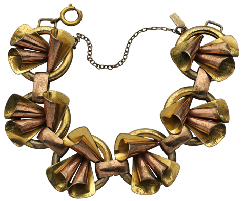 Costume jewelry is worn to make a statement a shorthand way to convey both oneu0027s mood and sense of style. Former secretary of state Madeleine Albright ...  sc 1 st  Collectors Weekly & Modern Metallics: Monet Costume Jewelry | Collectors Weekly