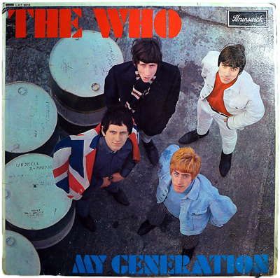 "Dust off your turntable and drop the needle on ""My Generation."""