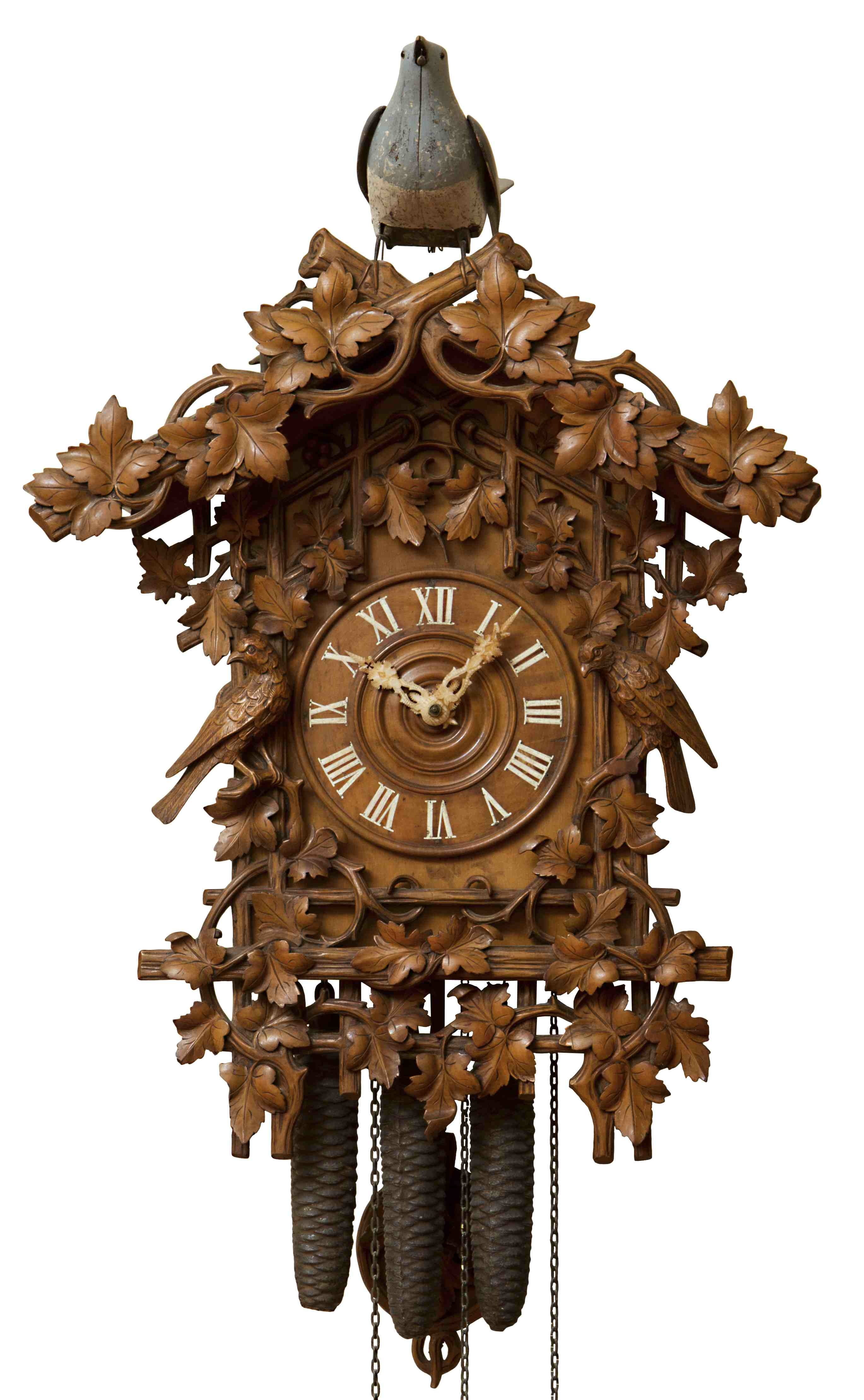 Not your grandma s cuckoo decapitating rat eating clocks How to make a cuckoo clock