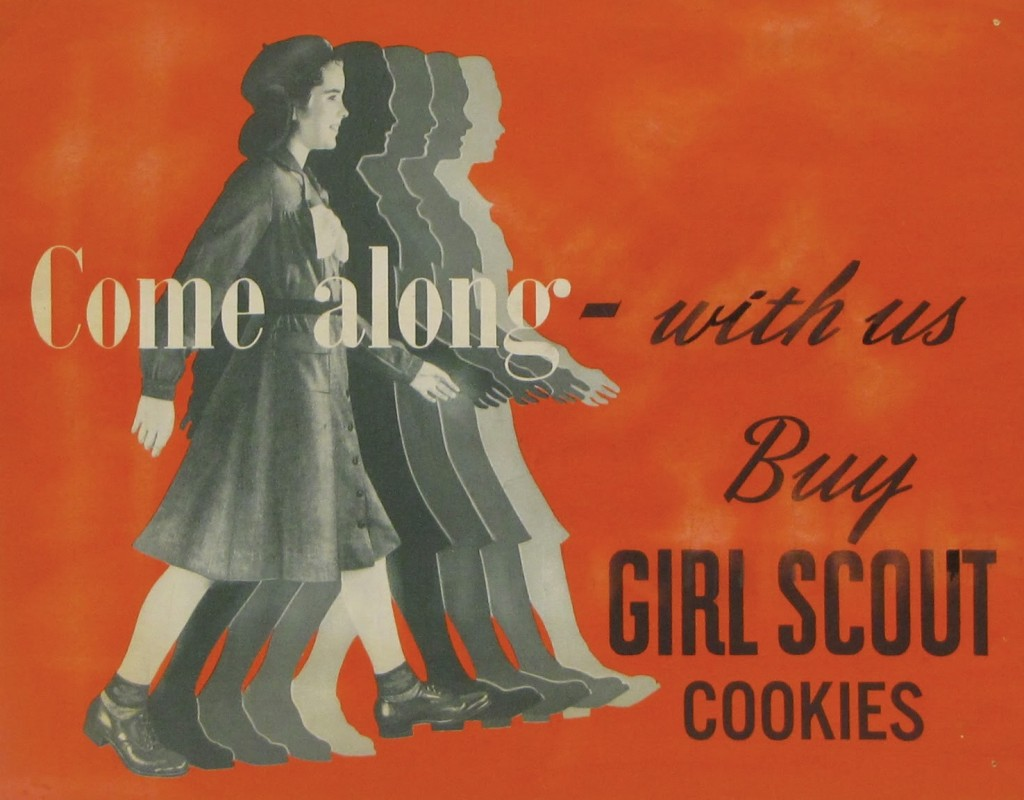 tough cookies the treats that fueled a century of girl