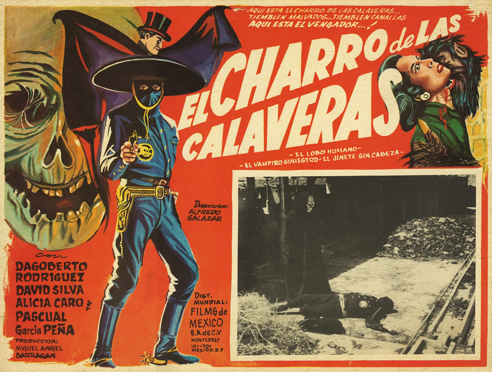 Cozzoli's current favorite Mexican Lobby card for