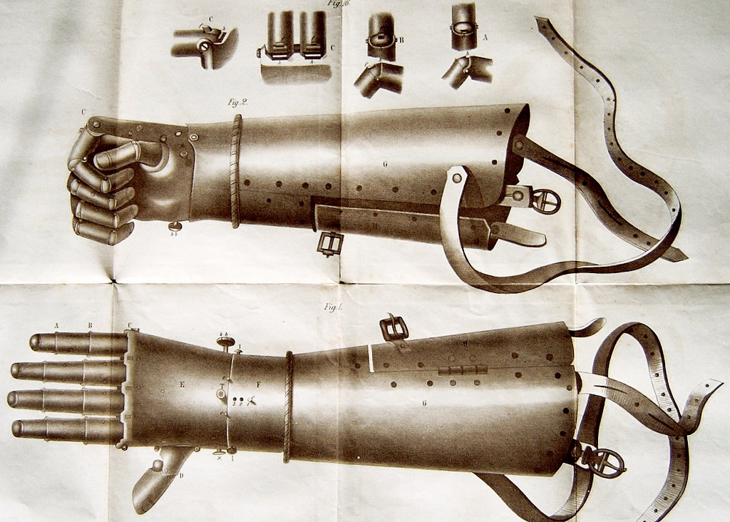 war and prosthetics In this brief history of prosthetics, we explore the evolution of prosthetics, the early attention to aesthetics, the great technological leaps.