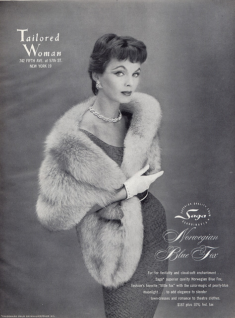 Should You Feel Guilty About Wearing Vintage Fur? | Collectors Weekly