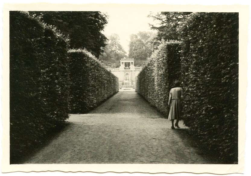 A mysterious image from John Foster's collection.