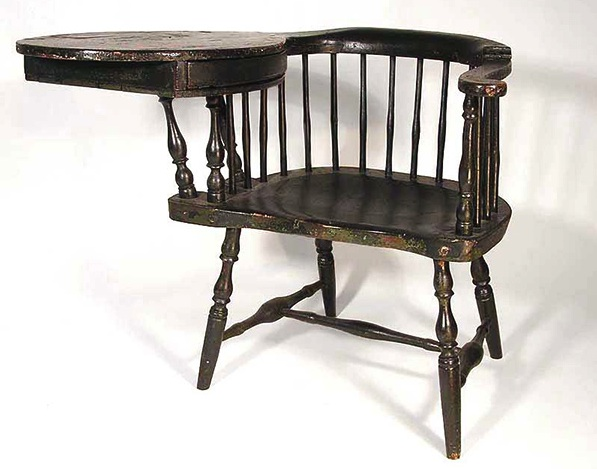 Magnificent In The Hot Seat Is Your Antique Windsor A Fake Uwap Interior Chair Design Uwaporg