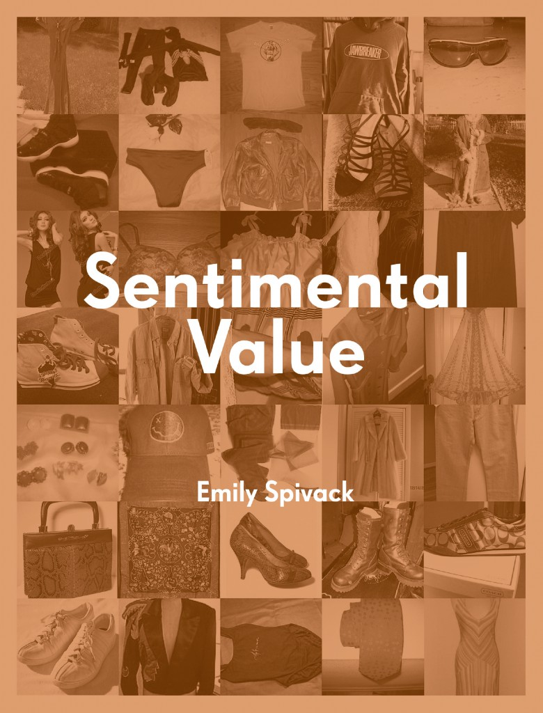 sentimental value essay For the love of stuff then there's some sentimental value and maybe some self-concept value mixed up in there as well in that case.