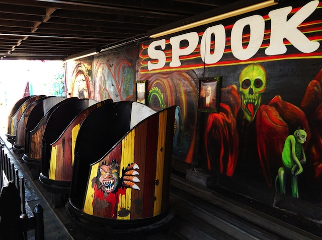 Jeepers Creepers Why Dark Rides Scare The Pants Off Us