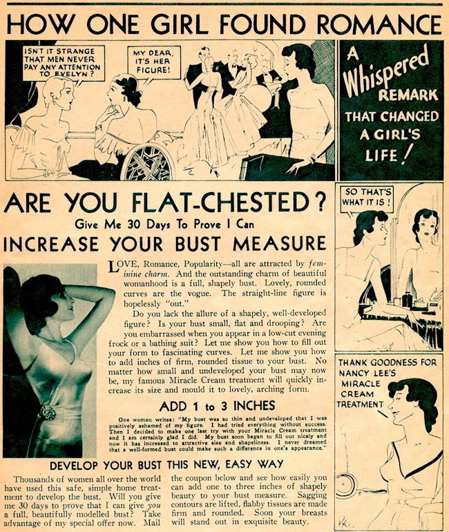 Selling Shame: 40 Outrageous Vintage Ads Any Woman Would Find ...