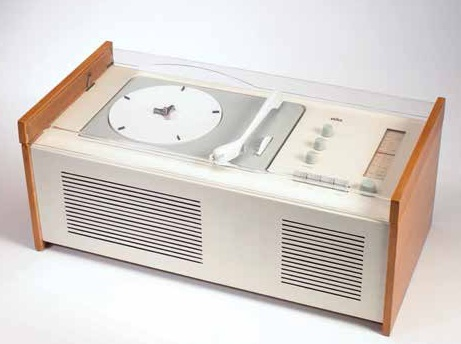 "Dieter Rams' 1956 SK4 Braun radio, called ""Snow White's Coffin,"" is Modernist perfection in Bayley's eyes. (From ""Ugly,"" courtesy of Wright)"