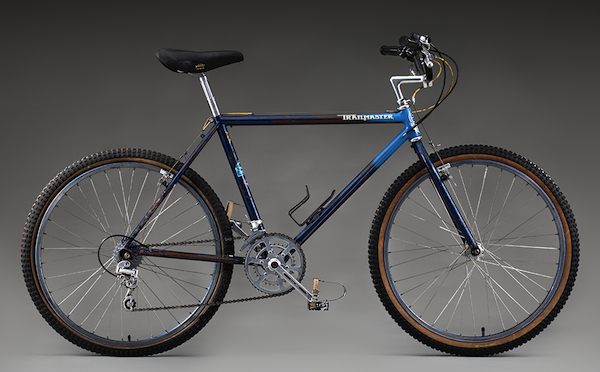 In 1980, Marin County's Cove Bike Shop, run by the Koski family in Tiburon, introduced the Trailmaster, which influenced Japanese manufacturer Shimano, who sent representatives to the shop in 1982. Mountain biking quickly went global.