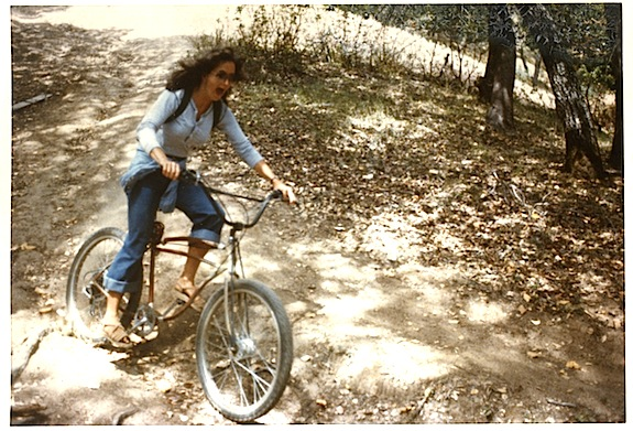 Although Wende Cragg holds the record for the fastest woman down Repack, she got into mountain biking for the fun of it.