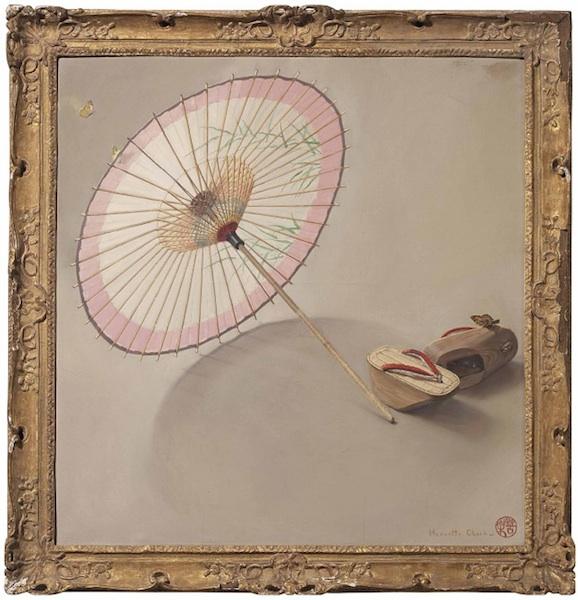 huguette_painting_japaneseumbrellaEDIT