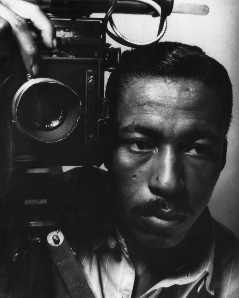 "Photographer Gordon Parks documented segregation for ""LIFE"" magazine in 1956."