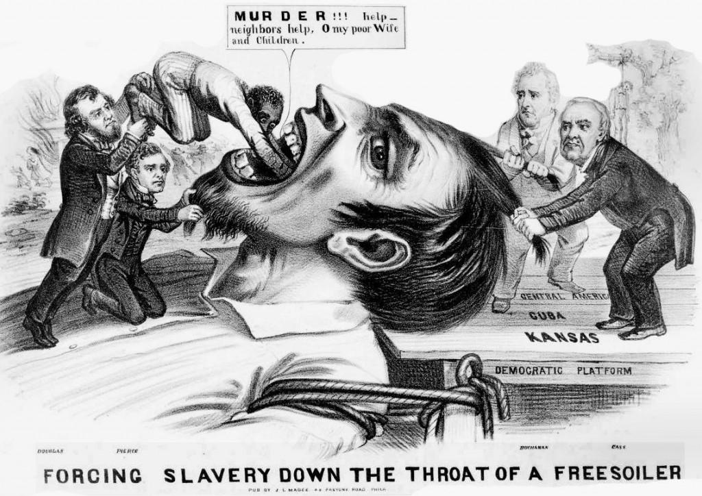 The Political Struggle, 1865-1866