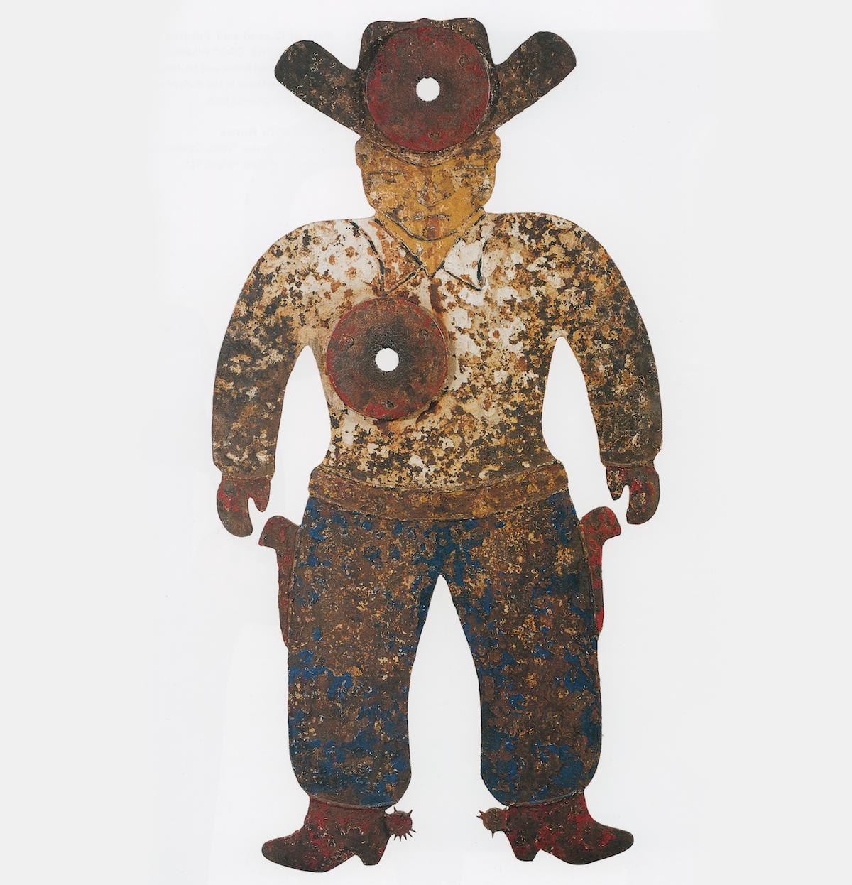 Cowboy aka Shorty, manufactured by Wm. F. Mangels.