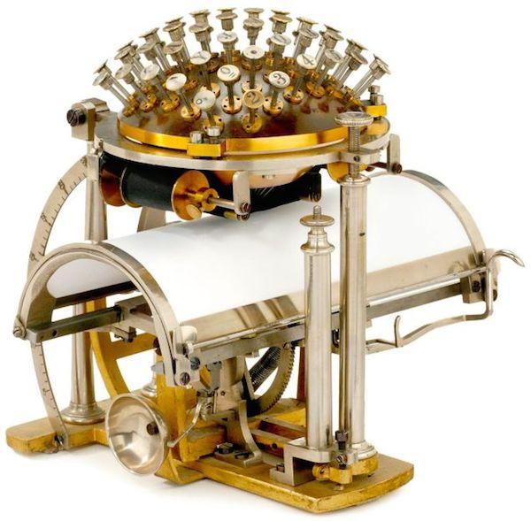 Mantique-edit A Hansen Ball Typewriter