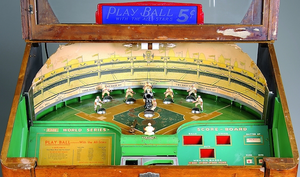 Mantique-edit_1937 WORLD SERIES BASEBALL GAME BY ROCKOLA-detail