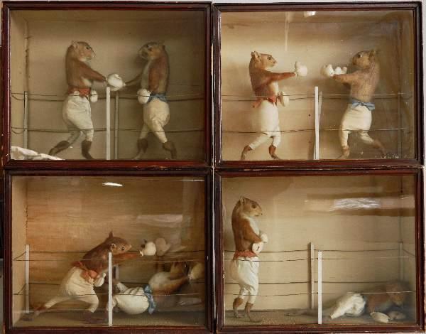 Mantique-edit_19th c. Boxing squirrels