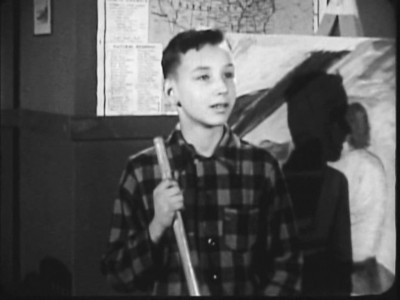 """Am I Trustworthy?"", a 1950 Coronet social-guidance film, offers kids instruction on how to be a better person. (Via DVDtalk.com)"