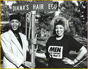"""DiAna's Hair Ego"" was directed by Ellen Spiro of DIVA TV."