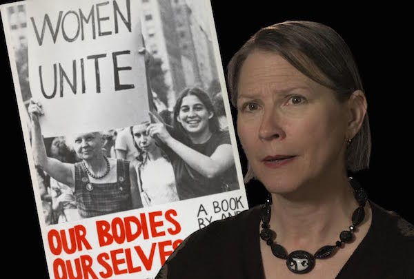 "Sociologist and sexologist Carol Queen talks about the women's movement in ""Sex(Ed): The Movie."" (Still from ""Sex(Ed): The Movie"")"