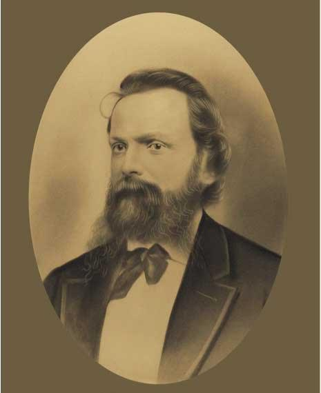 "Elizabeth Van Lew's Union-sympathizing brother, John Van Lew. (From ""Liar, Temptress, Soldier, Spy"")"