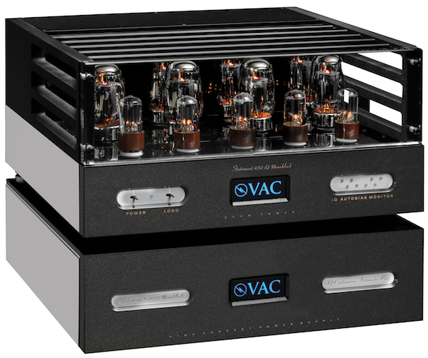 The VAC Statement 450 iQ alerts the user when its tubes are failing.