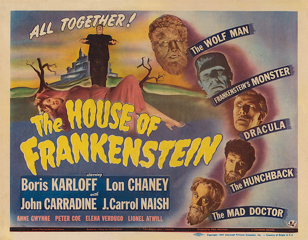 hammett_monsters_poster_houseoffrankenstein