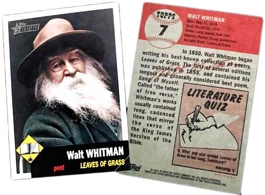 an analysis of the poem as i ebbd with the ocean of life by walt whitman