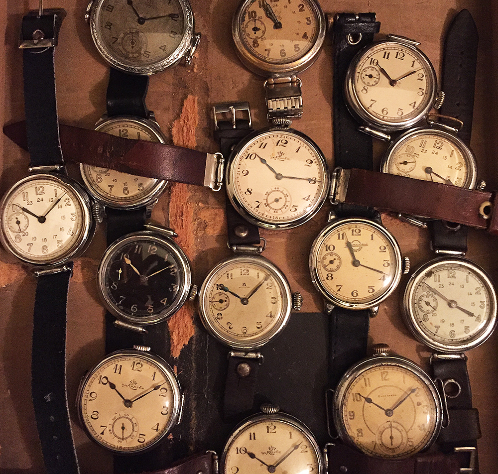 Mechanical Movements of the Cold War: How the Soviets Revolutionized Wristwatches