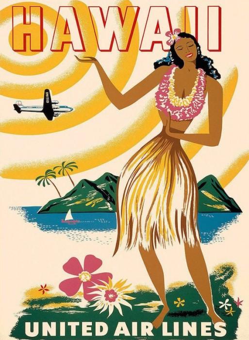 hula_unitedairlines_sunposter