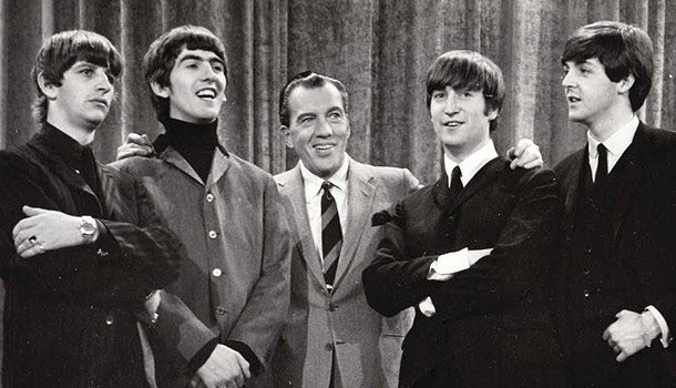 No doubt countless U.S. musicians were inspired to start their own bands after seeing The Beatles perform on the Ed Sullivan Show on February 9, 1964. George Hunter was watching that night, too.