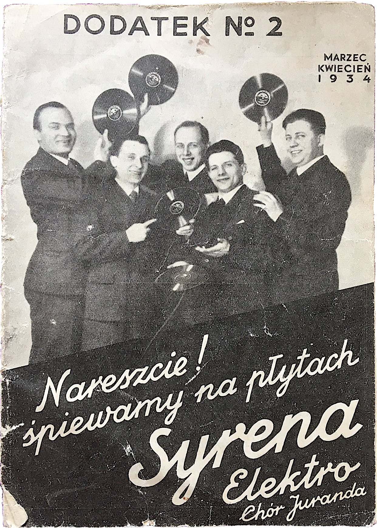 Falling in Love Again with the Haunting Sounds of Interwar Polish Tango