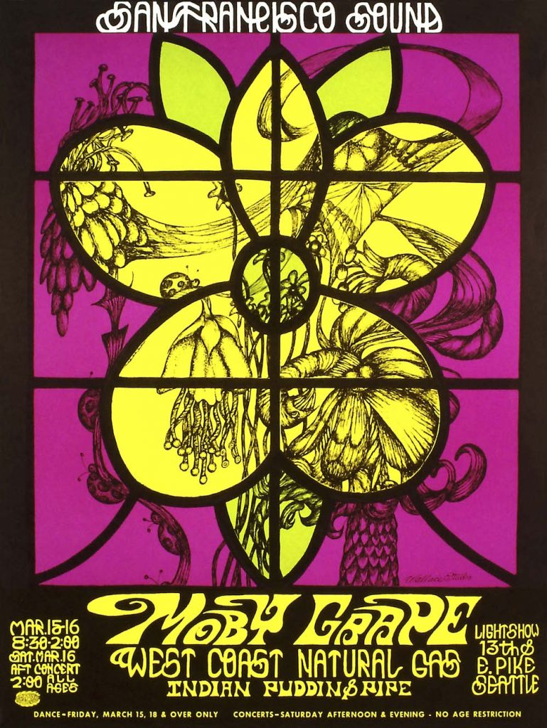 Almost Famous: The Untold Story of an Artist's Rock-Poster Roots